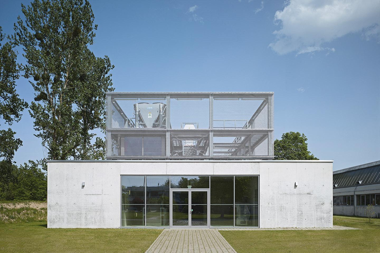 Energiezentrale Max-Planck-Gesellschaft