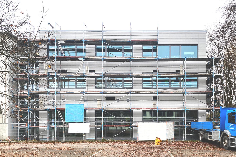 Erweiterung Grundschule Mühldorf